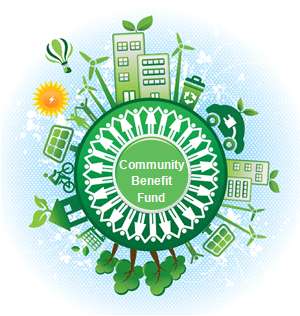 Community Benefit Fund logo